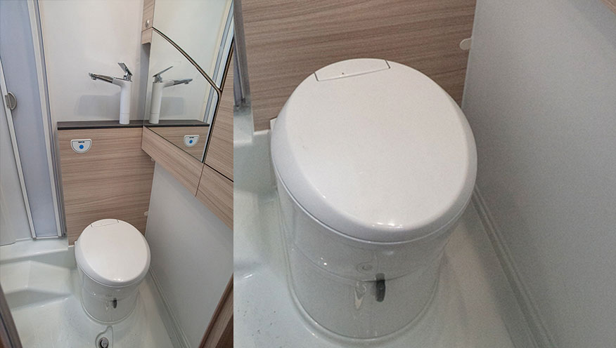 Toalett / Bad
