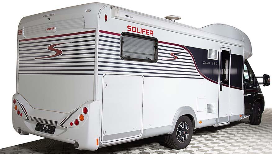 Solifer Camp 737 G – 2017